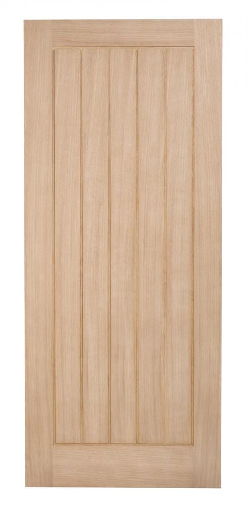 Geneva Oak Part L Warmer Door Image