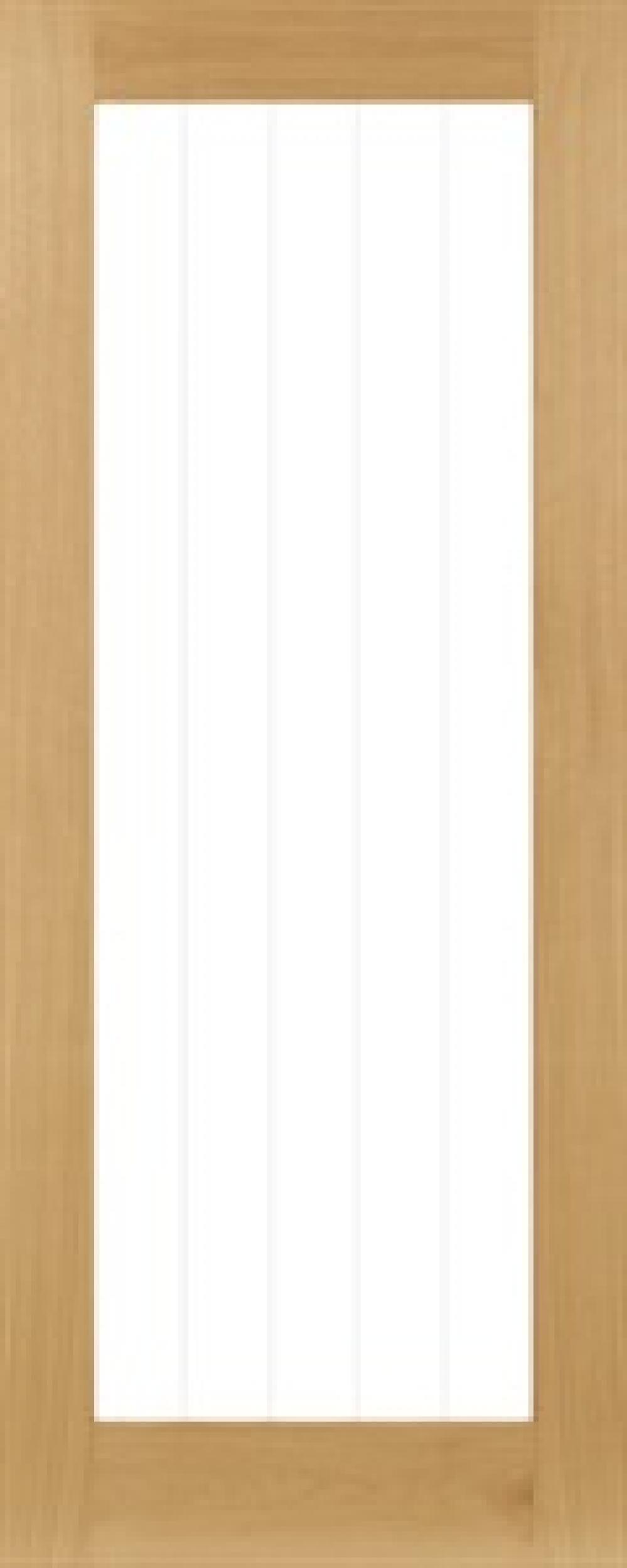 Ely Glazed 1l Door Prefinished  Image