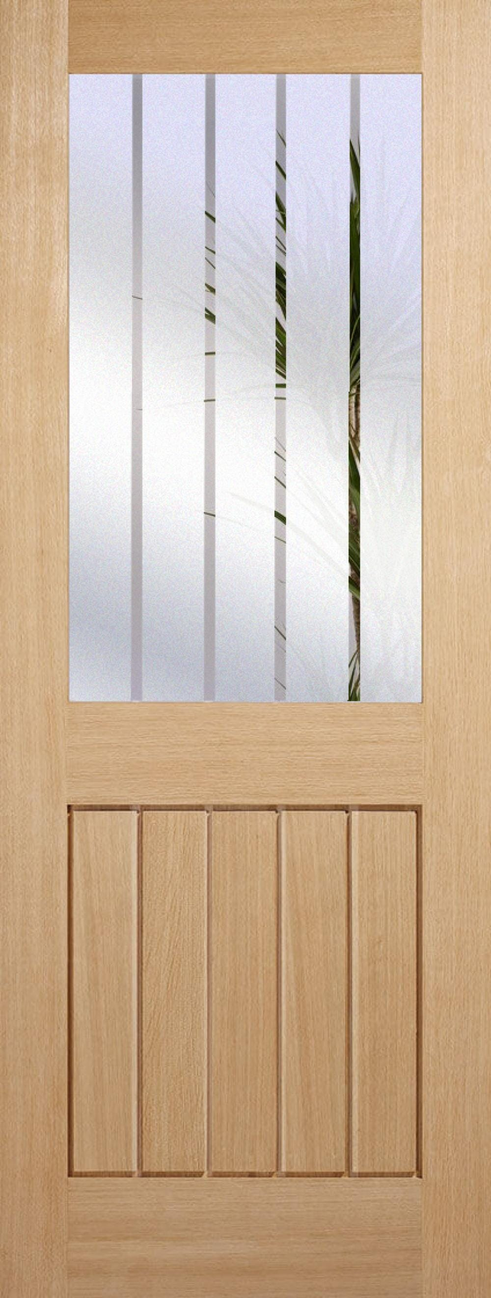 Mexicano Oak Half Light Frosted - Prefinished Image