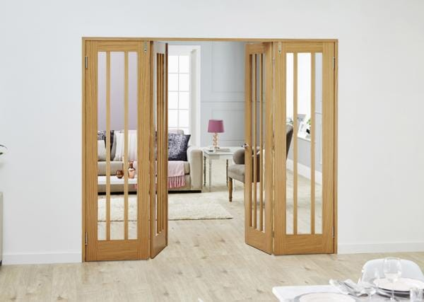 Internal French Folding Room Dividers Image
