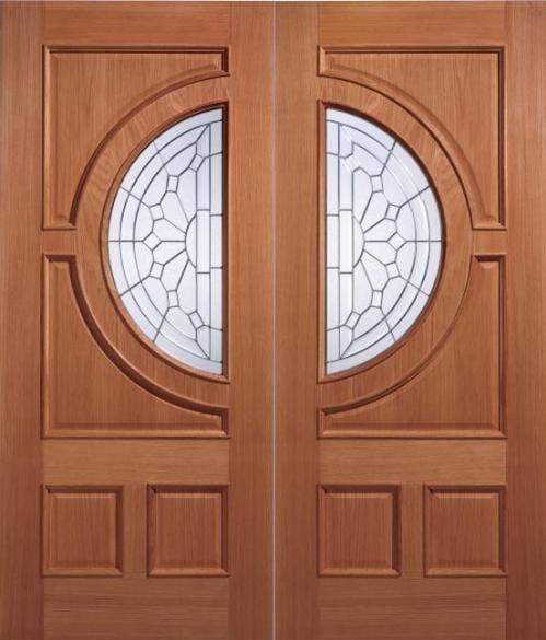 Empress Hardwood Grand Entrance Image