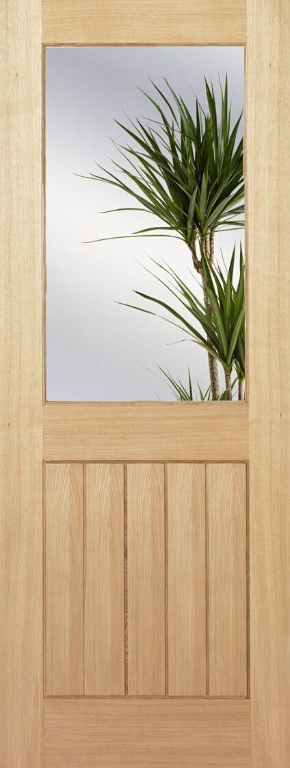 Mexicano Oak Half Light Clear - Prefinished Image