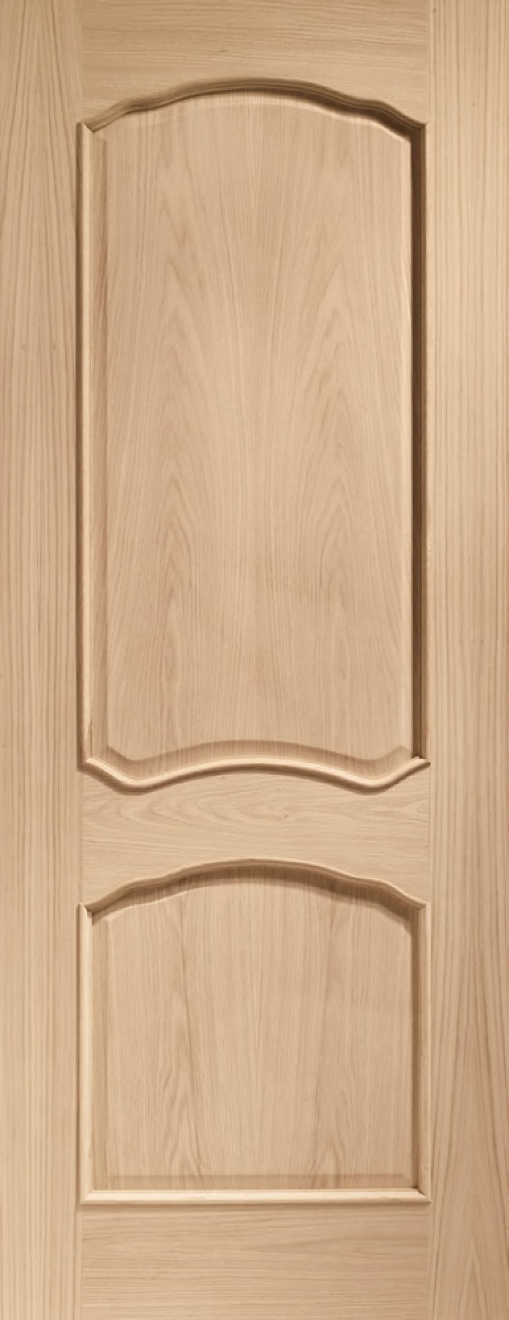 Xl Louis Oak Prefinished - Raised Mouldings Image