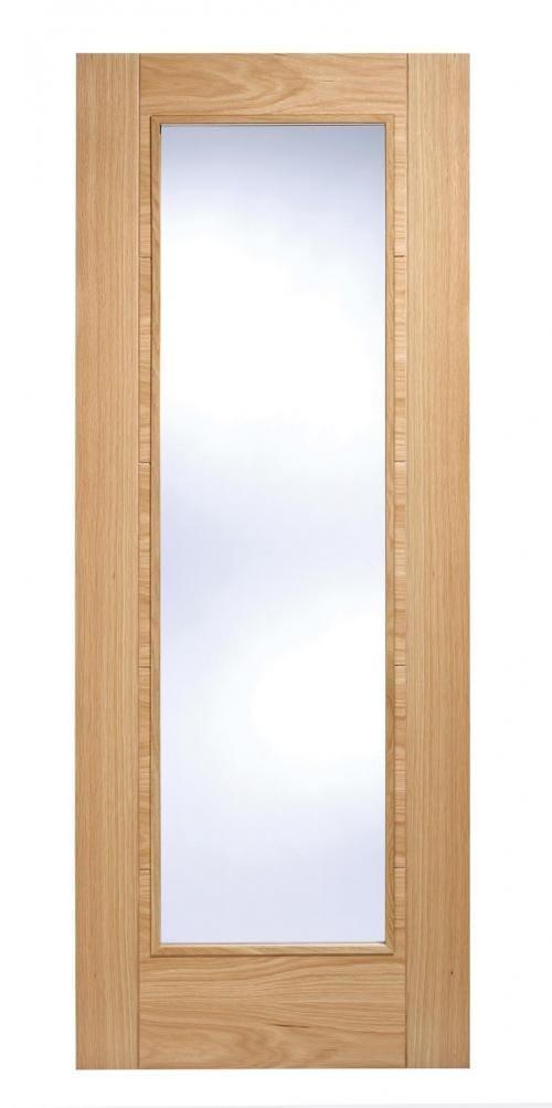 Vancouver Pattern 10 Oak - Clear Prefinished Image