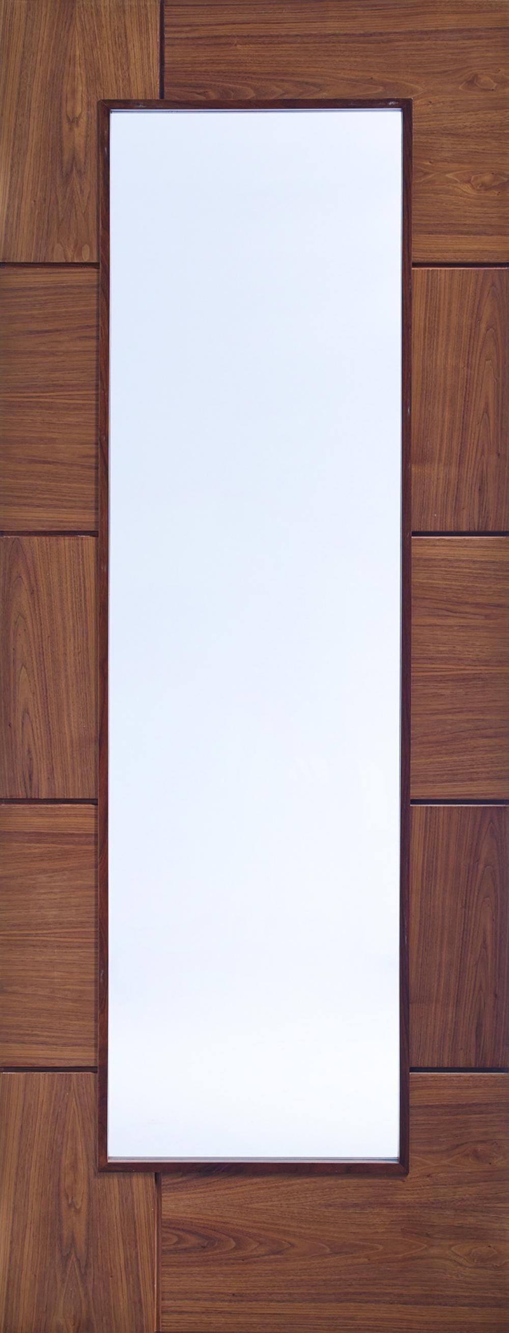 Ravenna Walnut - Prefinished Clear Glass Image