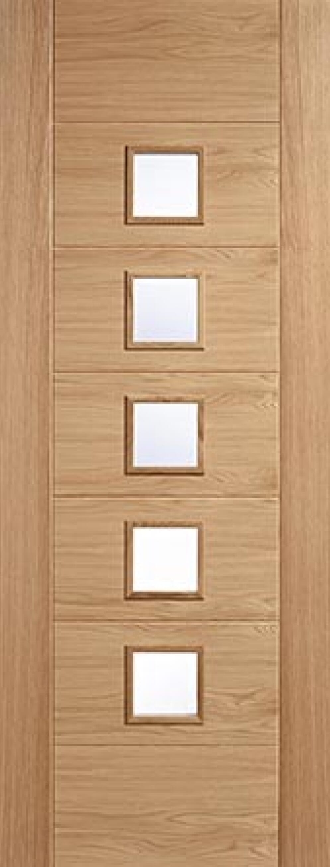 Carini 5l Oak Glazed Image