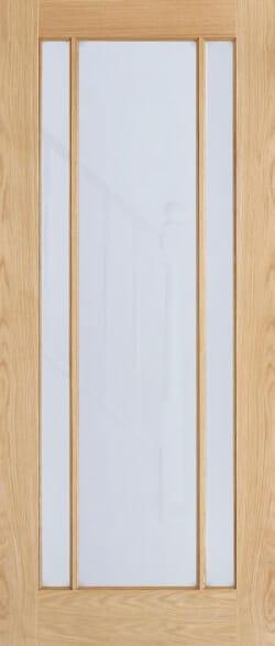 Lincoln Oak Glazed - Frosted Image