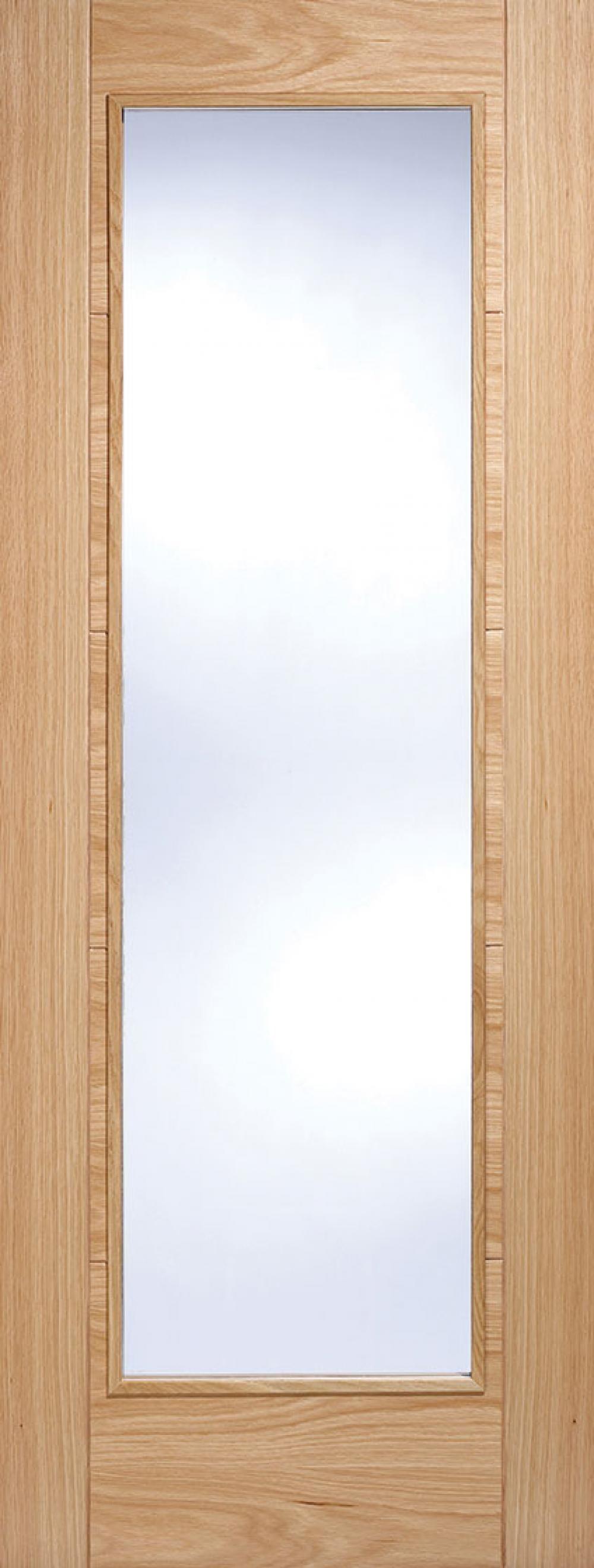 Iseo Oak Pattern 10 Frosted Glazed - Prefinished Image