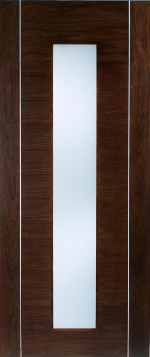 Internal Walnut Doors Image
