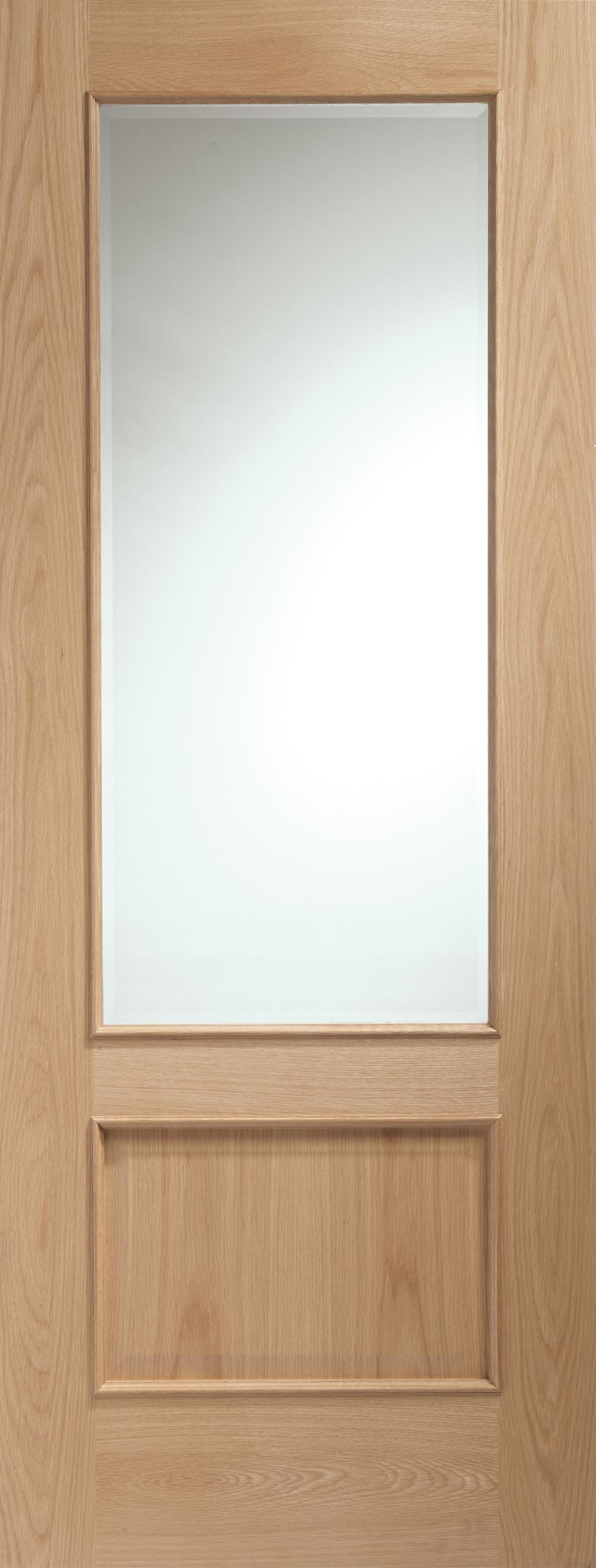 Andria Oak Rm2s Clear Glazed - Xl Joinery  Image