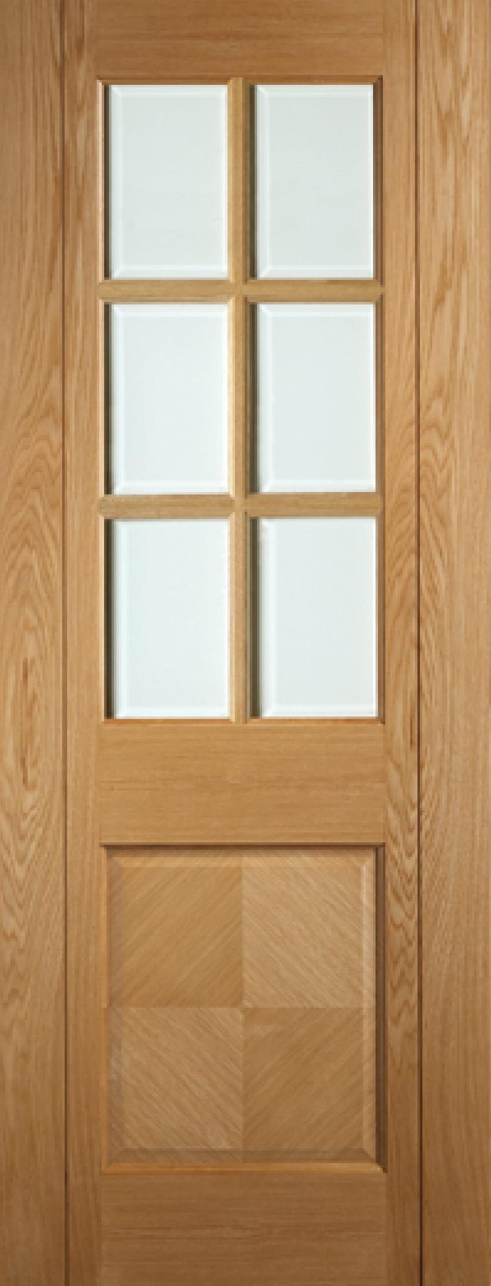 Kensington Glazed Oak Prefinished Image