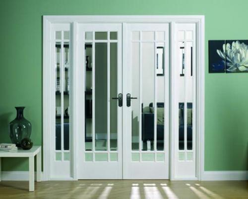 Manhattan W6 Interior French Door Set