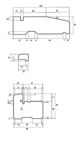 Hardwood Door Frame To Suit 78 X 36 Door Image