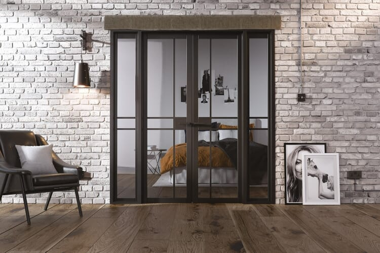 Greenwich W6 Room Divider Set Image