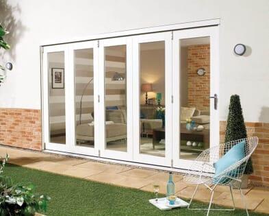 External Bifold Doors: Folding Glass Patio Doors