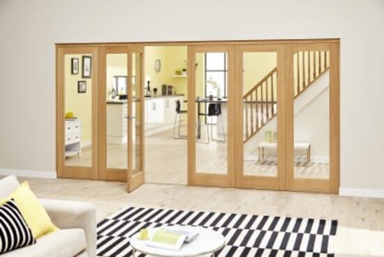 Climadoor Roomfold Deluxe Bifold Doors Image