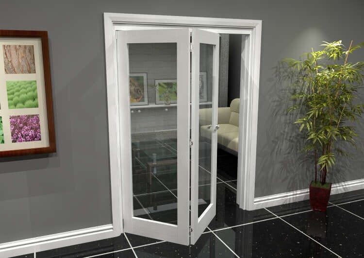 White P10 Roomfold Grande (2 + 0 X 762mm Doors) Image