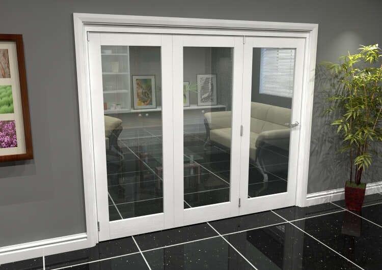 White P10 Roomfold Grande (3 + 0 X 762mm Doors) Image