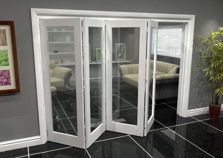 White P10 Roomfold Grande (4 + 0 X 762mm Doors) Image